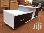 White And Black Elegant TV Stand | Furniture for sale in Central Region, Kampala