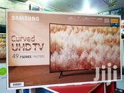 Samsung Curved Smart UHD 4k TV 49 Inches   TV & DVD Equipment for sale in Central Region, Kampala