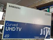 Samsung UHD 4K Smart Curved 49 Inches | TV & DVD Equipment for sale in Central Region, Kampala