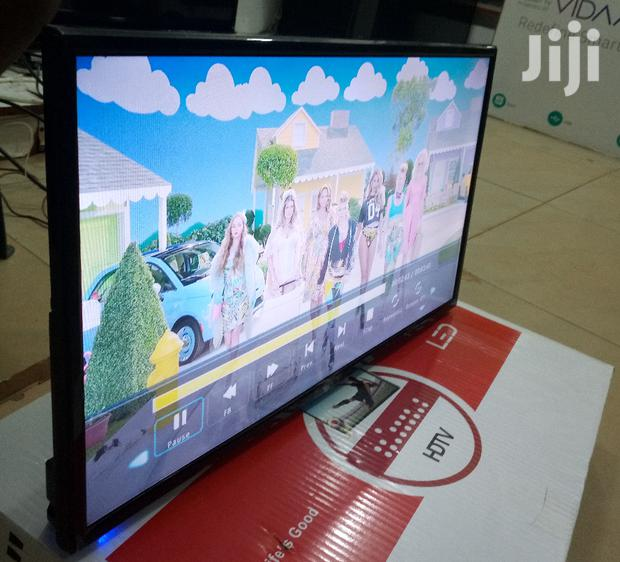 LG LED Flat-screen Digital TV