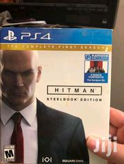 Hitman Steel Book Edition Ps 4 Cd | Video Games for sale in Central Region, Kampala