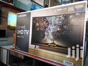 Samsung 55 Inches Smart Curve 4K Digital Flat Screen TV | TV & DVD Equipment for sale in Central Region, Kampala