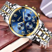 Biden Unisex Blue Dail Watch | Watches for sale in Central Region, Kampala