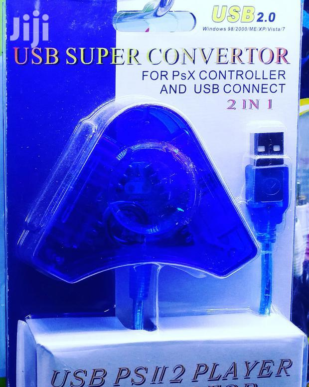 Archive: Ps2 Ps3 Usb Connector