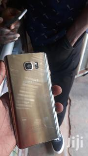 Samsung Galaxy Note 5 Gold 32 Gb | Mobile Phones for sale in Central Region, Mukono