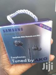 AKG Samsung Earphonrs | Accessories for Mobile Phones & Tablets for sale in Central Region, Kampala