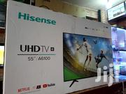 Hisense 55 Inches Smart Uhd Digital/Satellite Flat Screen TV | TV & DVD Equipment for sale in Central Region, Kampala