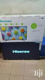 Hisense Digital And Satellite Smart Flat Screen TV 43 Inches | TV & DVD Equipment for sale in Central Region, Kampala