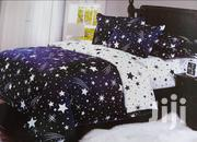 Brand New 5 By 6 Duvets White And Blue Stars | Home Accessories for sale in Central Region, Kampala