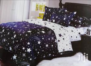 Brand New 5 By 6 Duvets White And Blue Stars