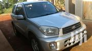 Toyota RAV4 2000 Automatic Gold | Cars for sale in Central Region, Nakasongola