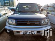 Mitsubishi Pajero IO 2000 Blue | Cars for sale in Central Region, Kampala