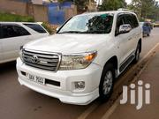 Toyota Land Cruiser 2012 Silver | Cars for sale in Central Region, Kampala