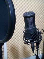 Music Studio Mic With Good Out Put On Sale. | Audio & Music Equipment for sale in Central Region, Kampala