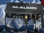 Mtrack Plus Audio Interface On Sale? | Audio & Music Equipment for sale in Central Region, Kampala