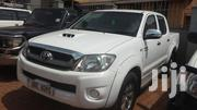 Toyota Hilux 2008 3.0 D-4D Double Cab White   Cars for sale in Central Region, Kampala