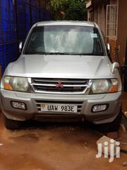Mitsubishi Pajero 2003 2.5 D Sport Silver | Cars for sale in Central Region, Kampala