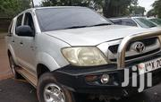Toyota Hilux 2008 3.0 D-4D Double Cab Silver | Cars for sale in Central Region, Kampala