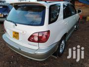Toyota Harrier 1998 White | Cars for sale in Central Region, Kampala