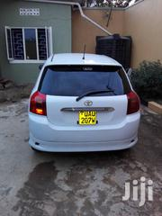 Toyota Allex 2002 White   Cars for sale in Central Region, Kampala