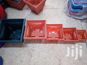 Plastic Squared Flower Pots | Garden for sale in Central Region, Kampala