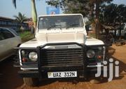 Land Rover Defender 2000 White | Cars for sale in Central Region, Kampala