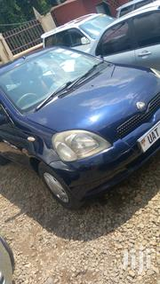 Toyota Vitz 1999 Gray   Cars for sale in Central Region, Kampala