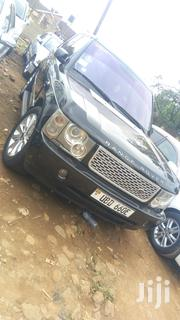 Land Rover Range Rover Vogue 2003 Black | Cars for sale in Central Region, Kampala