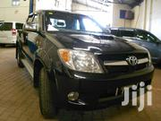 Toyota Hilux 2007 Black | Cars for sale in Central Region, Kampala