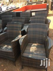 Woven Plastic Reeds 4 Seater Dining Set | Furniture for sale in Central Region, Kampala