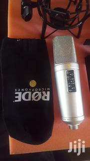 RODE NT2-A Professional Studio Microphone With Shockmount | Musical Instruments for sale in Central Region, Kampala