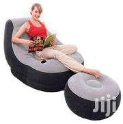 Beanless Bag 2 Inflatable Empire Chairs | Home Appliances for sale in Central Region, Kampala