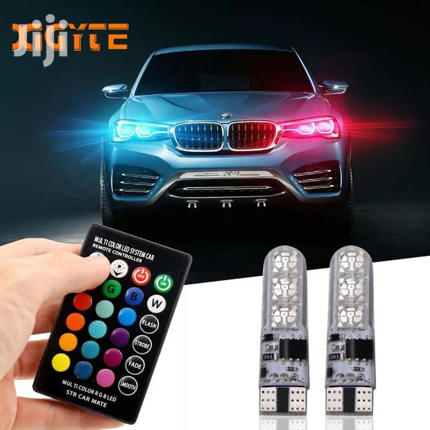 Remote Color Changing Parking LED