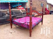 Bed 5*6 and Amatress | Furniture for sale in Central Region, Kampala
