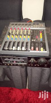Dking Amplifier + Mx-s6 6-channel Mixer | Audio & Music Equipment for sale in Central Region, Kampala