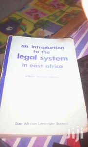 Introduction To Legal Systems In East Africa | Books & Games for sale in Central Region, Kampala