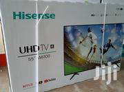 Hisense Smart Uhd 4K 55 Inches Flat Screen Digital TV | TV & DVD Equipment for sale in Central Region, Kampala
