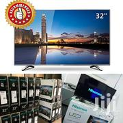 Hisense 32 Inches Digital Satellite Flat Screen TV | TV & DVD Equipment for sale in Central Region, Kampala