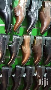 Original Pure Leather Shoes Clacks At Good Price   Clothing for sale in Central Region, Kampala