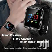 2019 Water Proof Bluetooth Fitness Bracelet Smart Wrist Band Watch | Accessories for Mobile Phones & Tablets for sale in Central Region, Kampala