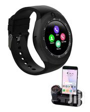 Y-Series Touchscreen Bluetooth Smartwatch Simcard Support | Accessories for Mobile Phones & Tablets for sale in Central Region, Kampala