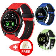2019 Series Latest Touchscreen Bluetooth Smartwatch Simcard Support   Accessories for Mobile Phones & Tablets for sale in Central Region, Kampala