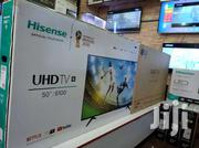 50' Hisense Smart UHD Tv | TV & DVD Equipment for sale in Central Region, Kampala