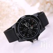 Canvas Strap Soldier Watch - Black | Watches for sale in Central Region, Kampala