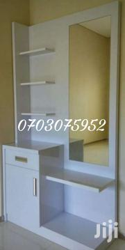 All White Dressing Table Set | Furniture for sale in Central Region, Kampala
