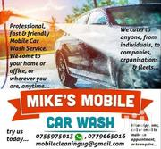 MOBILE CAR WASH SERVICE | Cars for sale in Central Region, Kampala