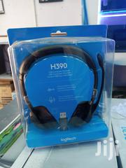 Logitech Usb Computer Headset H390 | Computer Accessories  for sale in Central Region, Kampala