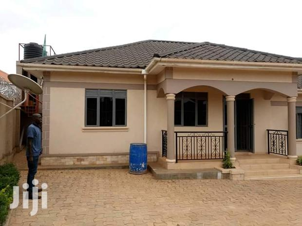 Archive: Namugongo Three Bedroom Standalone House Is Available for Rent