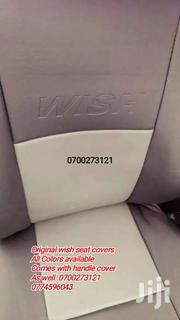 CAR Seat Cover First Week. Wish Toyota | Vehicle Parts & Accessories for sale in Central Region, Kampala