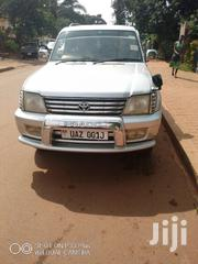 Toyota Land Cruiser 2000 90 Automatic Silver | Cars for sale in Central Region, Kampala